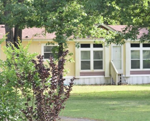 image of manufactured home